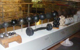 Chavonnes cannon battery museum