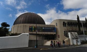 Planetarium and South African Museum